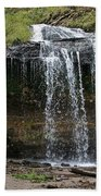 Cascade Falls Beach Towel