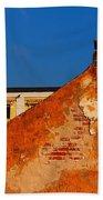 Castillo De Oro Beach Towel by Skip Hunt