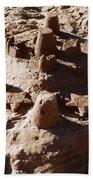 Castles Made Of Sand Beach Towel