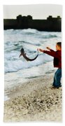 Catch And Release Beach Sheet