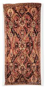 Caucasus: Carpet, C1680 Beach Towel