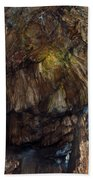 Cave01 Beach Towel by Svetlana Sewell