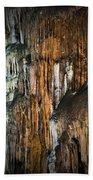 Cave02 Beach Towel by Svetlana Sewell