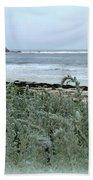 Celadon Seascape Beach Towel