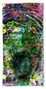 Cell Dreaming 3 Beach Towel