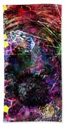 Cell Dreaming 4 Beach Towel