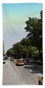 Central Park West Beach Sheet