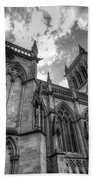 Chapel Of St. John's College - Cambridge Beach Towel