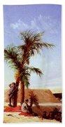 Chapman: Quaker Battery Beach Towel