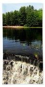 Chatfield Hollow Pond Beach Towel