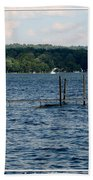 Chautauqua Lake  Beach Towel