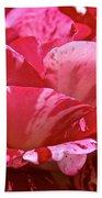 Cherry Chip Swirl Beach Towel