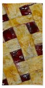 Cherry Pie 3782 Beach Towel