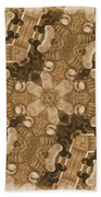 Chick Here - Chick There  Everywhere A Chick Chick 2 Beach Towel
