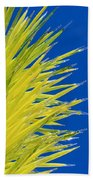 Chihuly Glass Tree Beach Towel