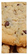 Chocolate Chip Cookies Pano Beach Sheet