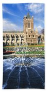 Christ Church Cathedral, Synod Hall Beach Towel