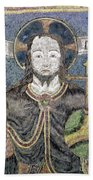 Christ In Majesty Beach Towel