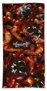 Christmas Island Red Crab Gecarcoidea Beach Sheet