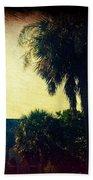 Church At Fort Moultrie Near Charleston Sc Beach Towel