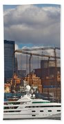 City View One Beach Towel