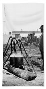 Civil War: Army Cook Beach Towel