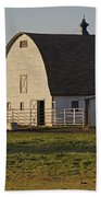 Classic Barn Near Grants Pass Beach Towel