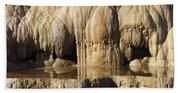 Cleopatra Terrace, Mammoth Hot Springs Beach Towel