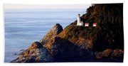 Cliff Dwellers Beach Towel