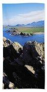 Clogherhead, Co Kerry, Dingle Beach Towel