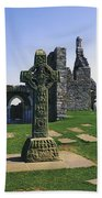 Clonmacnoise, Co Offaly, Ireland, West Beach Towel