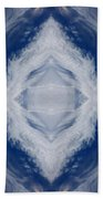 Cloud Abstract Beach Towel