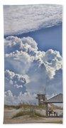 Cloud Merge Beach Towel