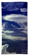 Clouds - 02 Beach Towel