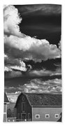Clouds Over Knox 13804b Beach Towel