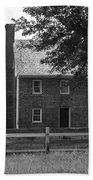 Clover Hill Tavern Guesthouse Bw Beach Towel