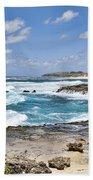 Coastal Kauai Beach Towel