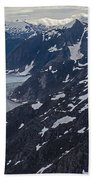 Coastal Range Awakening Beach Towel