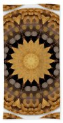 Coins And Love Con Pasta Beach Towel by Pepita Selles