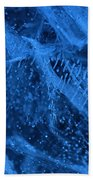 Cold As Ice Beach Towel