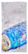 Cold One Beach Towel