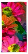 Color 110 Beach Towel
