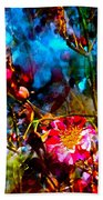 Color 91 Beach Towel by Pamela Cooper
