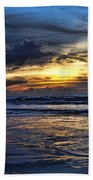 Color Of Light V3 Beach Towel