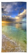 Color Splash Beach Towel