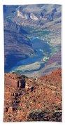 Colorado River I Beach Towel