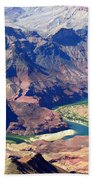 Colorado River IIi Beach Towel
