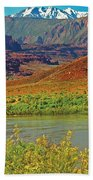 Colorado River Beach Towel