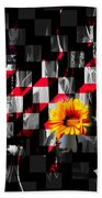 Colorful Cubed Beauty Beach Towel