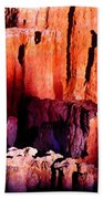 Colors Of Bryce Beach Towel